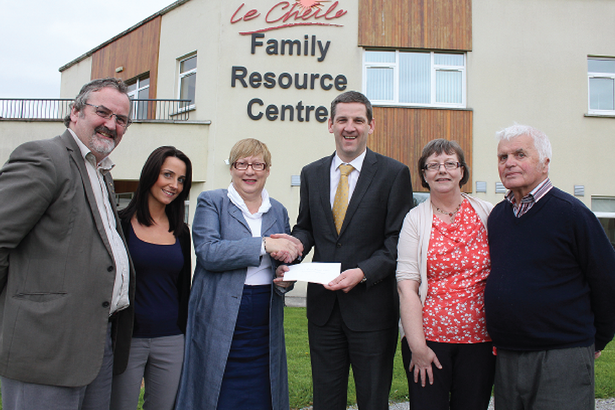 EPS supports Le Cheile Family Resource Centre