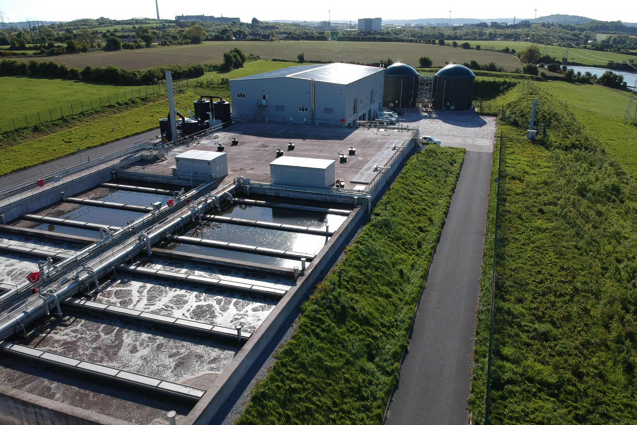 Nereda® WwTP, Cork Lower Harbour