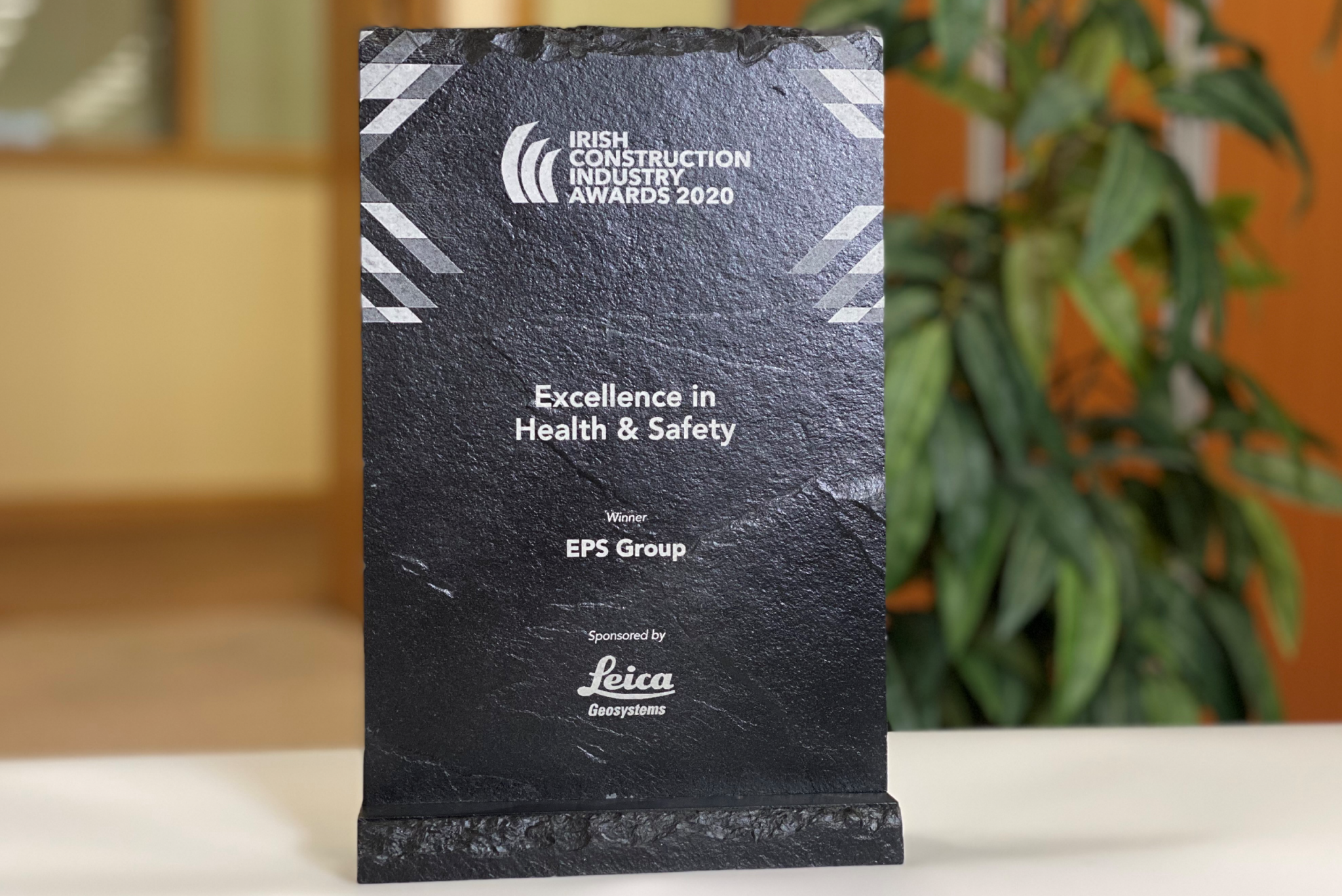 EPS Wins Excellence in H&S Award